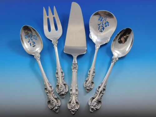 El Grandee by Towle Sterling Silver Essential Serving Set Large 5-piece