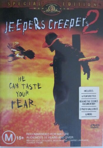 Jeepers Creepers 2 Special Edition DVD