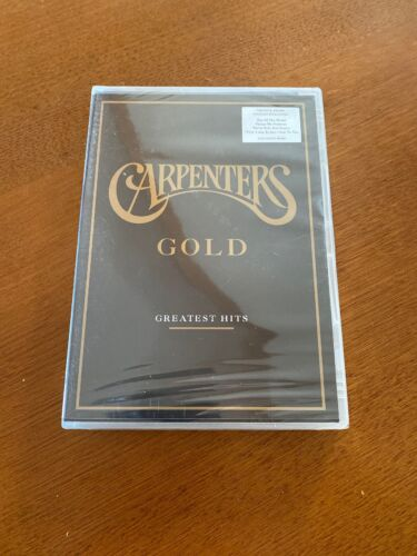 Carpenters Gold Greatest Hits (G) DVD Brand New Sealed Pal Free Postage