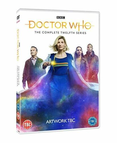 """DOCTOR WHO COMPLETE SEASON 12 COLLECTION DVD BOX SET 4 DISC R4 """"NEW&SEALED"""""""