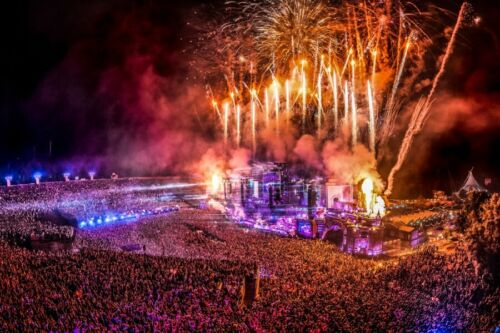 2 tickets Tomorrowland Magical Friday Pass Weekend 1