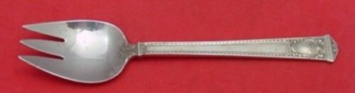 """San Lorenzo by Tiffany and Co Sterling Silver Terrapin Fork Original 5 1/8"""""""