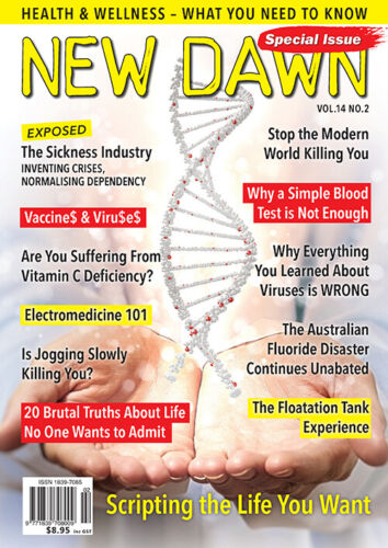 New Dawn Special Issue Vol 14 No 2