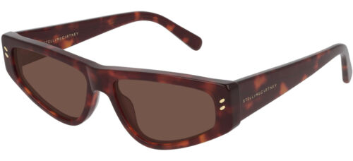 Occhiali da Sole Stella McCartney SC0230S HAVANA/BROWN 56/15/145 donna