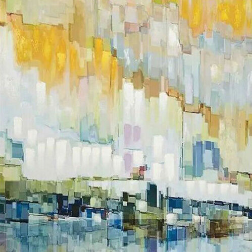 CHENPAT1196 100%  handmade painted abstract modern oil painting art on canvas