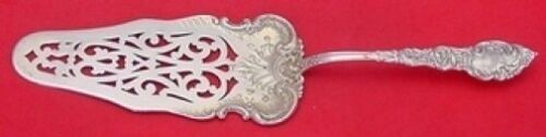 """Passaic by Unger Sterling Silver Jelly Cake Server 10 1/4"""" Pierced"""