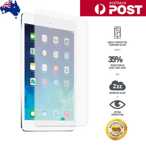 Premium Ultra Thin Tempered Glass Screen Protector Scratch Resistant for Apple i