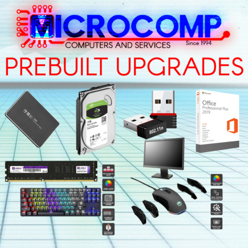 !!DONT BUY SEPERATELY!! MICROCOMP PC SYSTEM UPGRADES FOR PREBUILTS ONLY