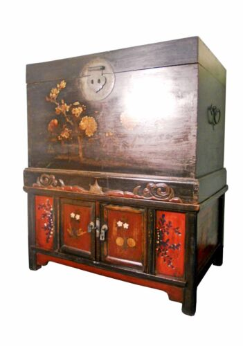 Antique Chinese Chest On Chest (5979), Circa 1800-1849