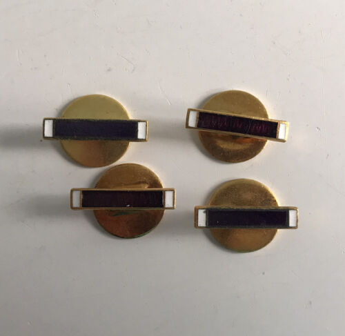 4 with Defects WW2 Purple Heart Boutonniere Lapel Pins Unmarked Lot of 4Other Militaria - 135