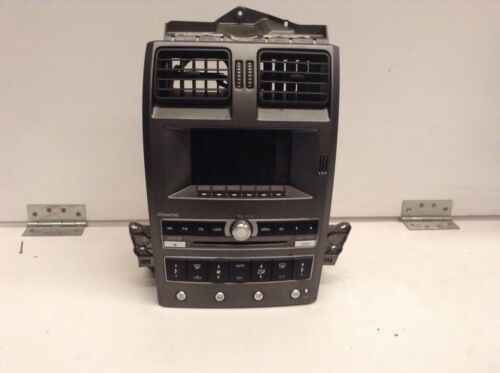 Genuine Ford SX Territory ICA Head Unit with Climate Control