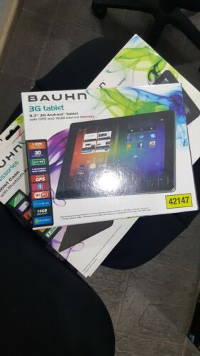 BAUHN 3G Tablet 9.7'' Android Dual Core