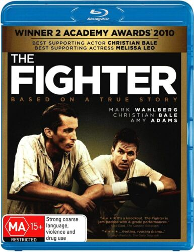 The Fighter (Blu-ray)
