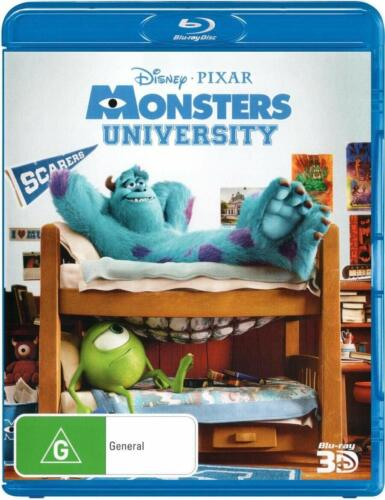 Monsters University 3D (Blu-ray 3D)