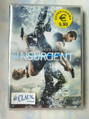 Insurgent - The Divergent Series - Dvd Nuovo