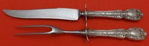Florentine by Gorham Sterling Silver Steak Carving Set 2-Piece HH WS Serving