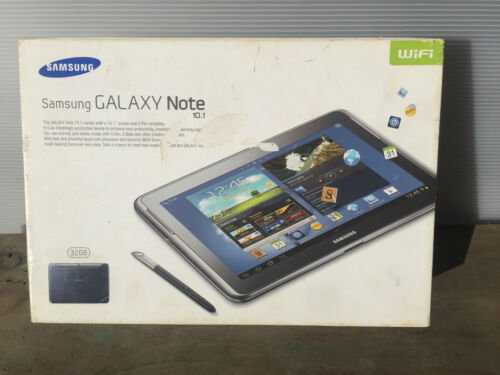 32 g GT N8010 SAMSUNG Galaxy Note 10.1 Boxed