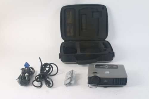 Dell 3400MP 3400 MP 1500 Lumens 2100:1 Contrast DLP Front Projector 12 Lamp Hour