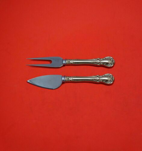 Old Master by Towle Sterling Silver Hard Cheese Serving Set 2-Piece Custom
