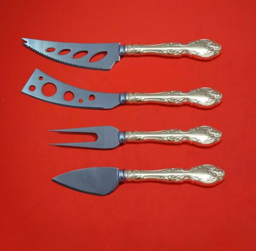 Melrose by Gorham Sterling Silver Deluxe Charcuterie Set 4-Piece Custom Made
