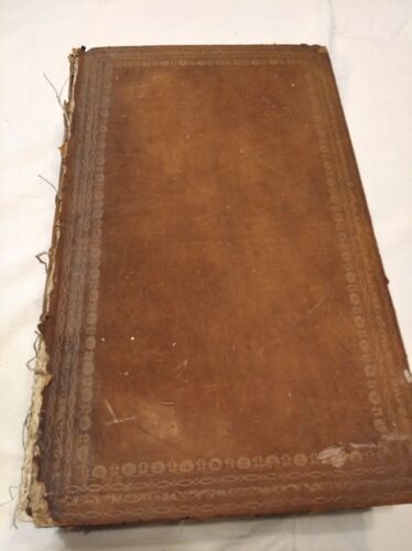 THE HOLY BIBLE - PK HOLDEN 1811