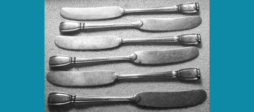 """6"""" sterling SPREADER Castilian pattern 1929y by TIFFANY mono BZM 6 available"""