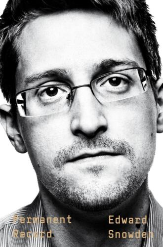 Permanent Record by Edward Snowden (English) Paperback Book Free Shipping!