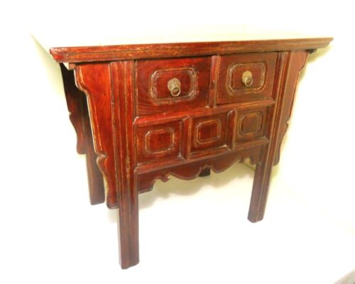"""Antique Chinese """"Butterfly"""" Cabinet (2740), Circa 1800-1849"""