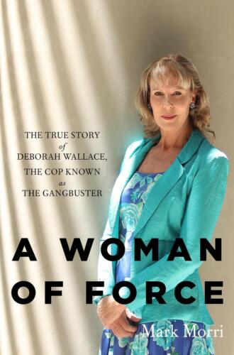 A Woman of Force by Mark Morri (English) Free Shipping!