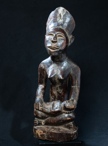 Yombe, Phembe Maternity Statue, Democratic Republic of Congo, Central Africa