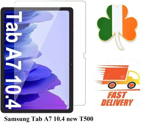 Samsung Galaxy Tab A7 10.4 (2020)Tempered Glass Screen Protector T500/T505 cover