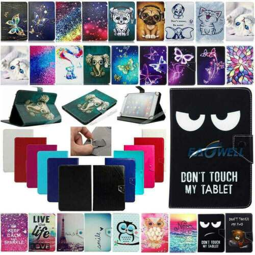 """AU Universal Case Cover For Samsung Galaxy Tab 2/3/4/A/E 7"""" 8"""" 10.1"""" Tablet PC"""