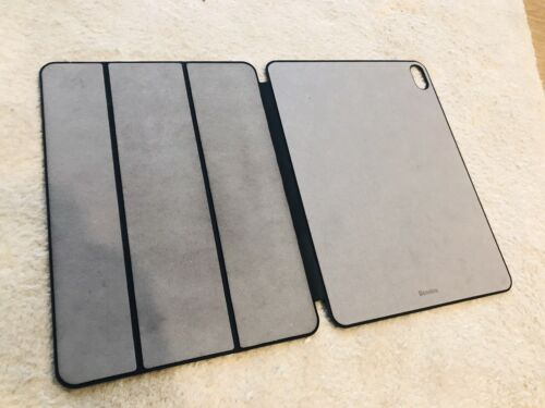 Used Baseus PU Flip Cover Magnetic Absorption Case For Ipad Pro 11 12.9inch