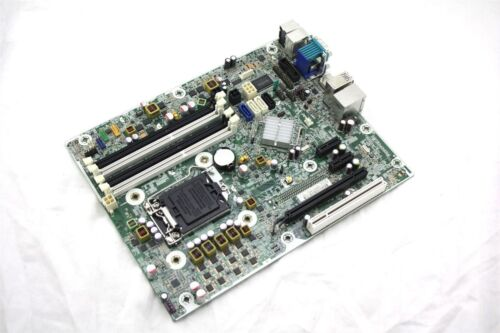 Used Working HP Compaq Pro 6300 SFF Motherboard 657239-001