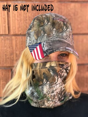 Realtree face mask tactical military army Camo Camouflage HUNTING balaclava 1PCHats & Headwear - 159035