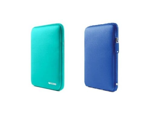 INCASE Neoprene Pro Sleeve Pouch Case Cover For iPad 4 3 2 1 - Blue/Green
