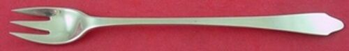 """Clinton by Tiffany and Co Sterling Silver Cocktail Fork 6"""" Heirloom Silverware"""