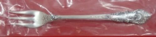 """Sir Christopher by Wallace Sterling Silver Cocktail Fork 5 1/2"""" New Silverware"""