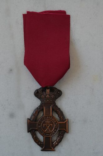Greece - greek order of King George I Knight Gold Cross (medal) - reproductionReproductions - 156372
