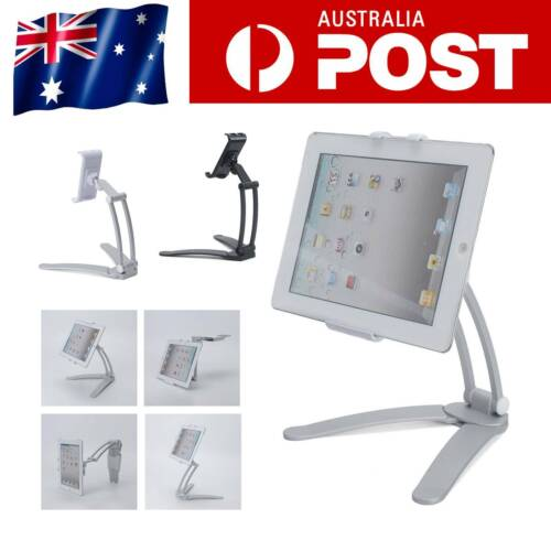 4-10.5 inch mobile phone or tablet Stand Holder wall mount fixing bracket
