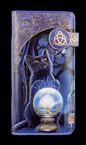 Portamonete Con Gatto - The Witches Apprendista - Rilievo - Lisa Parker