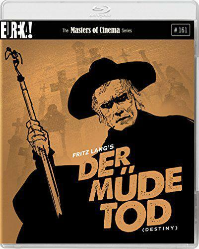 DER MÜDE TOD (Destiny) [Masters of Cinema] Dual Format (Blu-ray & DVD) edition