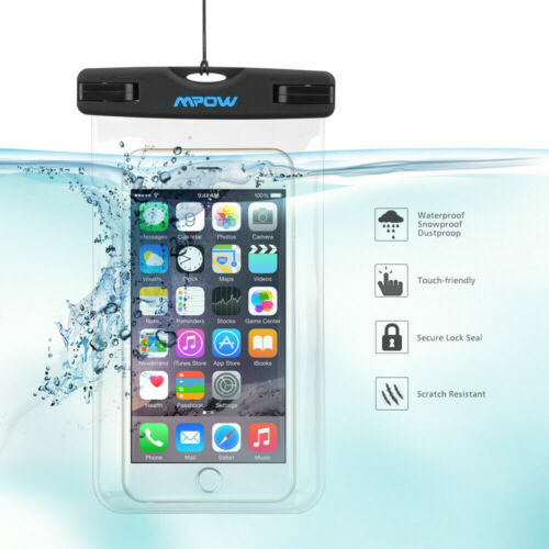 Mpow® Waterproof Phone Case Cover Dry Bag Protector Pouch For Mobiles/UniversalS