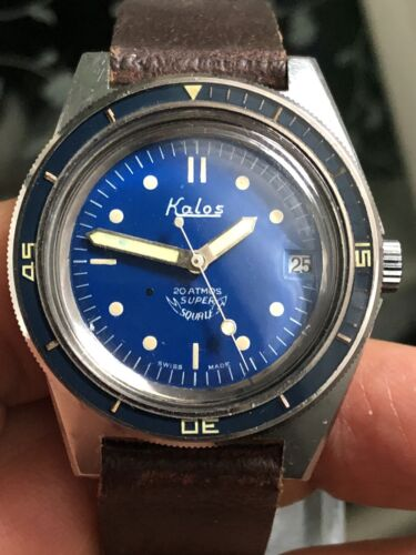 Kalos Diver Watch