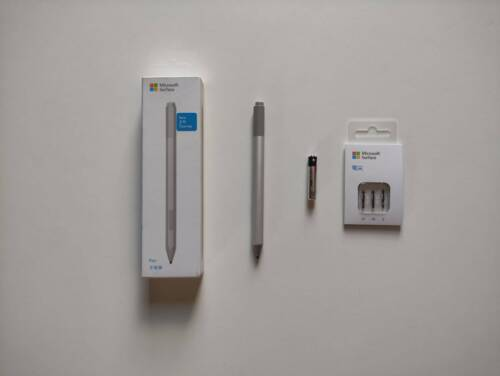 Genuine Microsoft Surface Pen with Tip Replacement pack