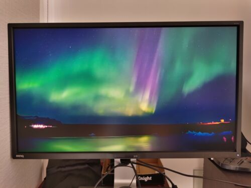 BenQ BL3200 32in Widescreen LED Monitor