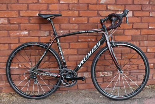 Specialized Tarmac Comp Carbon Road Bike - 56cm - 105 - Lightweight - NO RESERVE <br/> NO RESERVE Raceable Road Bike! - Light, Fast, Exc Cond!