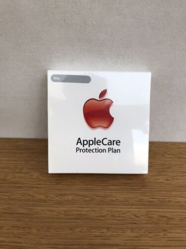 New Sealed Apple Care Protection Plan For iMac Mac Service & Support MA520FE/A