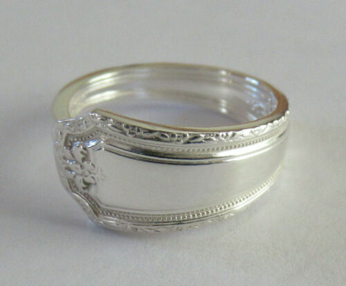 Sterling Silver Spoon Ring - 1924 Towle / Louis XIV - FREE 1 DAY SHIPPING