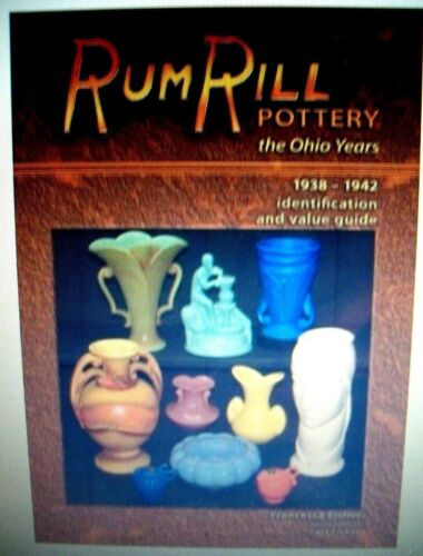 RUMRILL RED WING Stoneware $$$ PRICE VALUES GUIDE COLLECTOR'S BOOK COLOR PICS